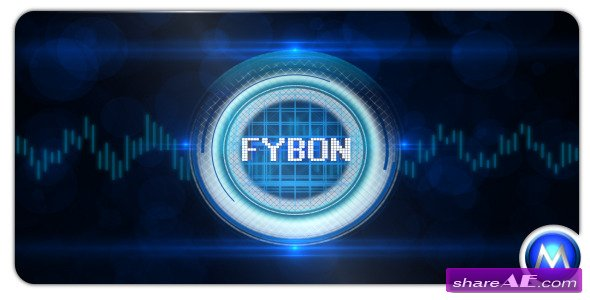 Fybon Logo Opener - After Effects Project (Videohive)