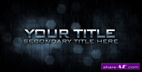 Atmospheric Intro - After Effects Project (Videohive)