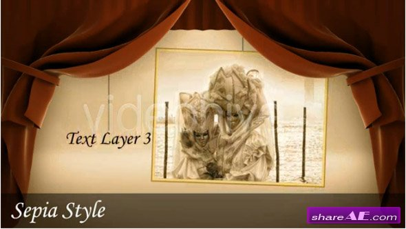 Theatre Scene - Project For After Effects (Videohive)