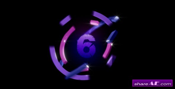 Rings loop and countdown - Motion Graphic (Videohive)