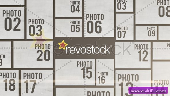 Media Storage Short - After Effects Project (Revostock)