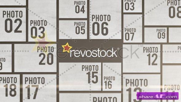 Media Storage Short - After Effects Project (Revostock)