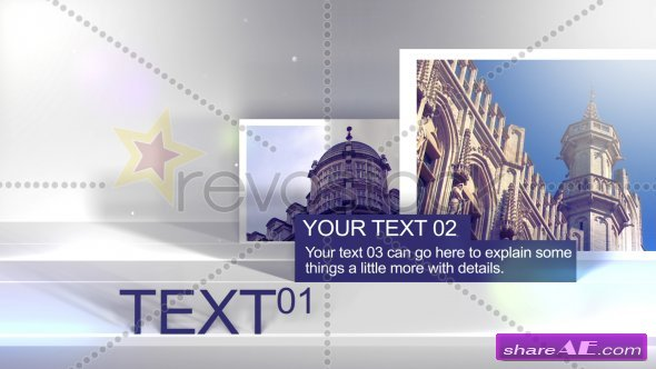 Timeline - After Effects Project (Revostock)