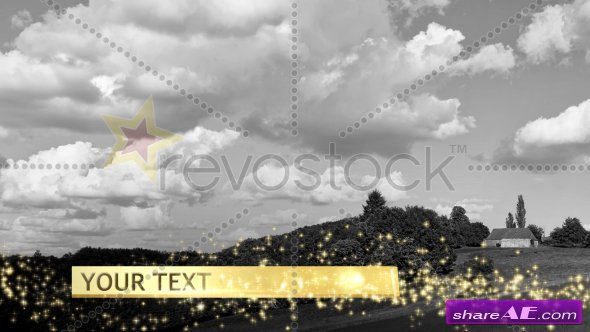 Magic Graphics - After Effects Project (Revostock)
