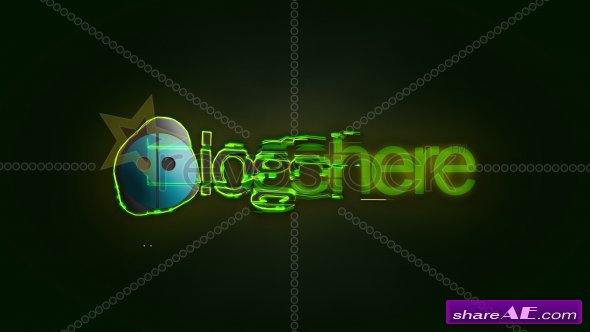 Logo Lines - After Effects Project (Revostock)