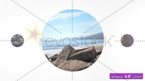 Bling Rings After Effects Project Revostock 187 Free