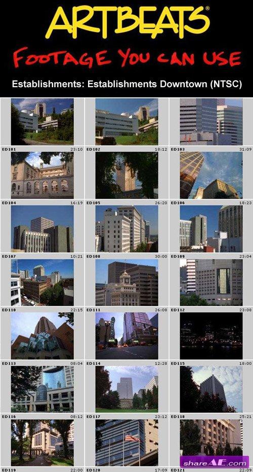 Artbeats - Establishments: Establishments Downtown (NTSC)