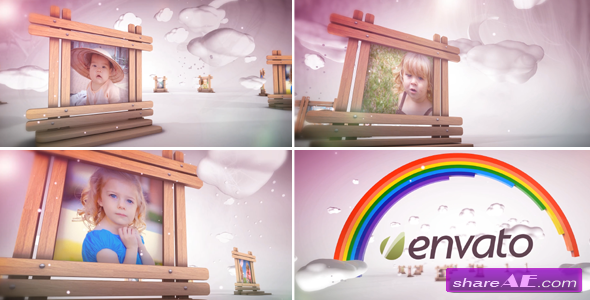 The Sweetest Dreams - After Effects Project (Videohive)