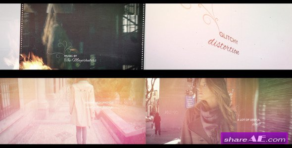 Enjoy The Sequence - After Effects Project (Videohive)