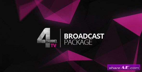 4TV Broadcast Package - After Effects Project (Videohive)