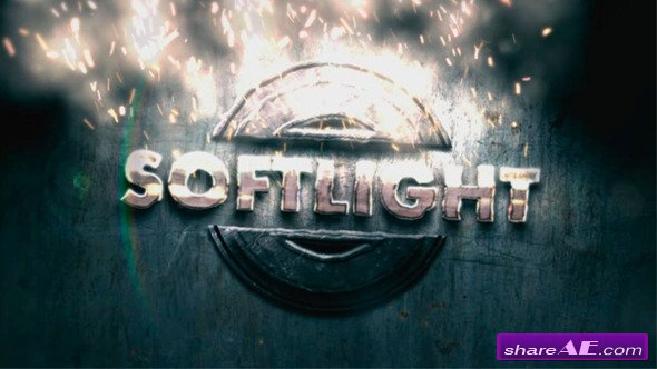 Metal Sting Intro - After Effects Project (Videohive)
