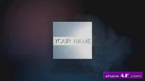 Awesome Intro Fire Reveal - After Effects Template