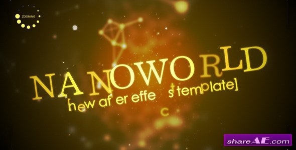 Nanoworld - After Effects Project (Videohive)