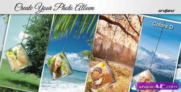 Photo Album - After Effects Project (Videohive)