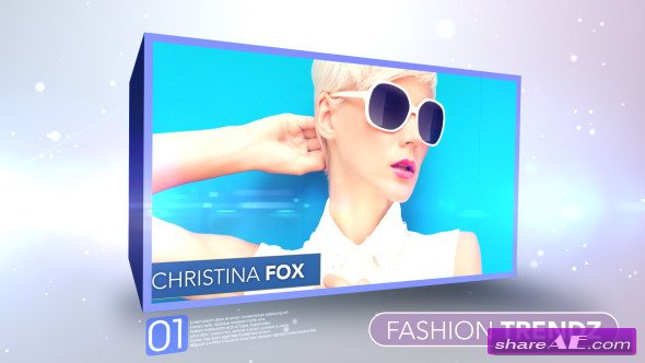 Fashion Trendz - After Effects Project (Videohive)