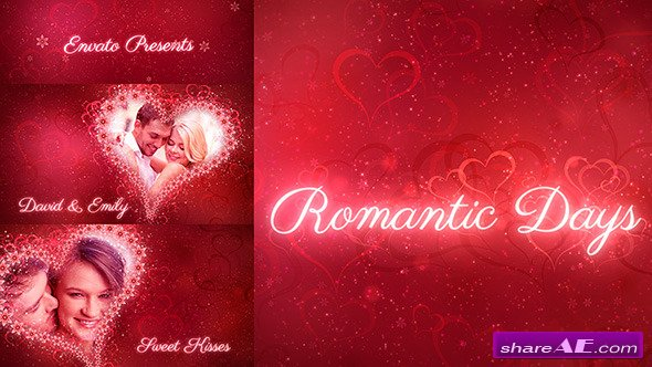 Romantic Days - After Effects Project (Videohive)