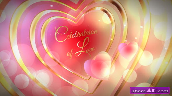 Celebration of Love - After Effects Project (Videohive)