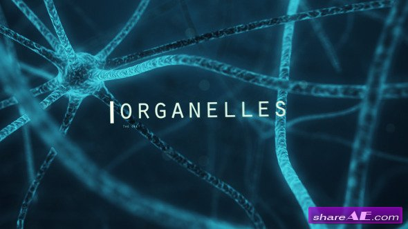 Organic Cell - After Effects Project (Videohive)