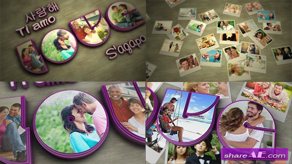 Love 6770573 After Effects Project Videohive Free After – Love Templates Free