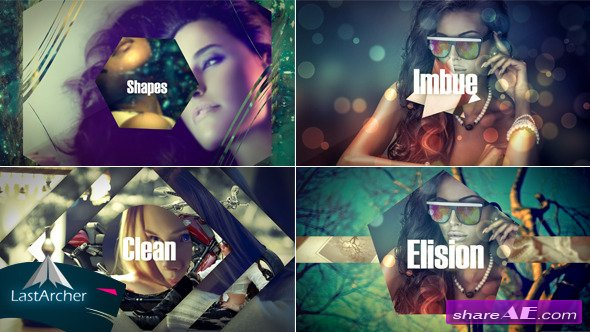 Shapes - After Effects Project (Videohive)