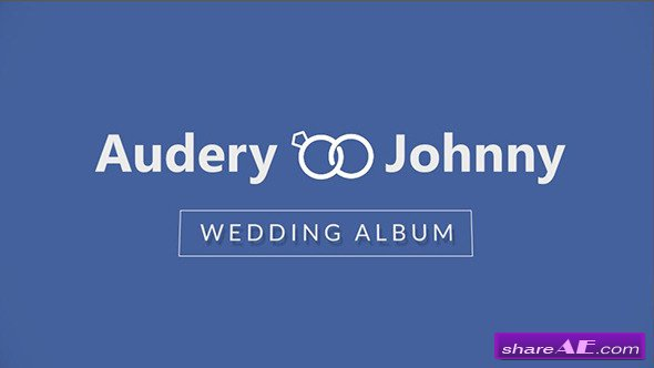 Timeline Wedding Album After Effects Project Videohive Free - After effects timeline template