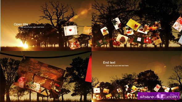 Photo Tree - After Effects Project (Videohive)