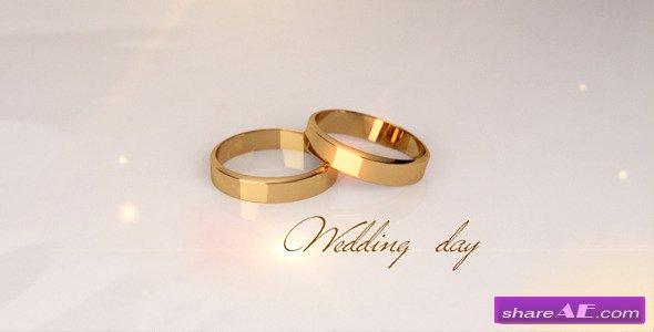 wedding day - after effects project (videohive) » free after, Powerpoint templates