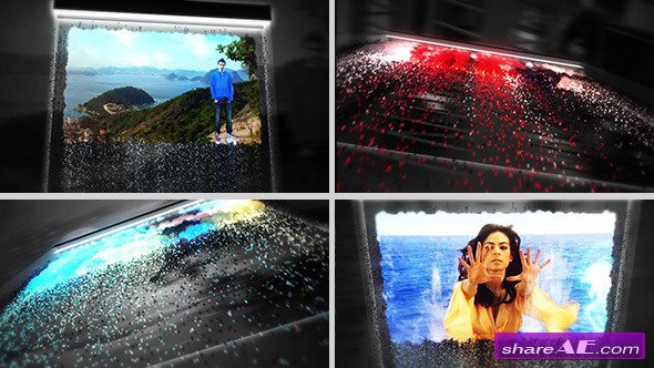 Powerful Particles Displays - After Effects Project (Videohive)
