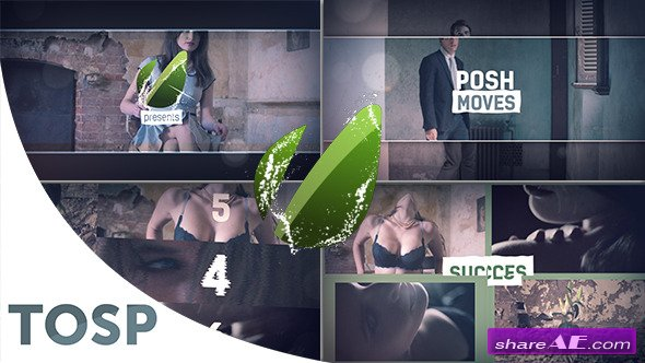 Posh Moves Presentation - After Effects Project (Videohive)