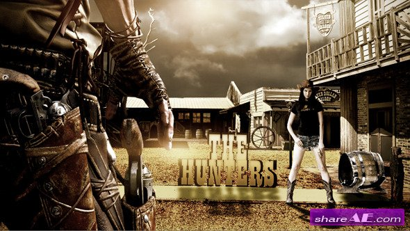 The Hunters - After Effects Project (Videohive)