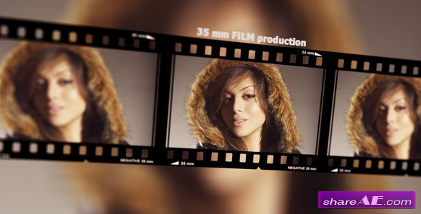 Forgotten Film - After Effects Project (Videohive)