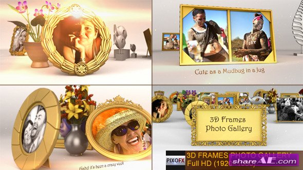 Videohive 3D Freeze Frame » free after effects templates ...