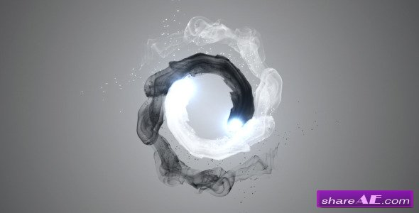 Orb YinYang Logo Reveal - After Effects Project (Videohive)