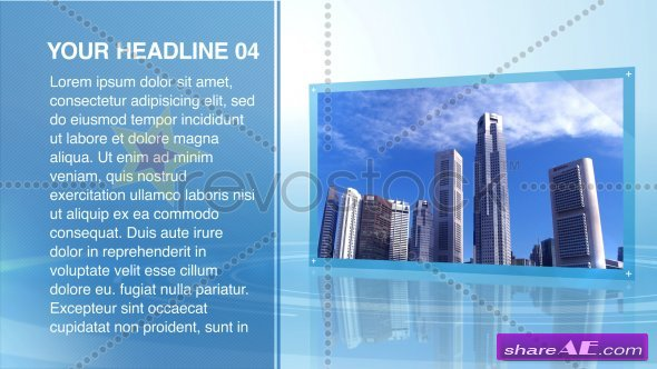 Corporate Presentation - After Effects Project (RevoStock)