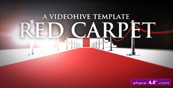 Videohive Red Carpet 3 Free After Effects Templates After