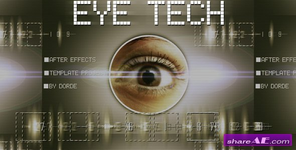 Eye Tech - After Effects Project (Videohive)