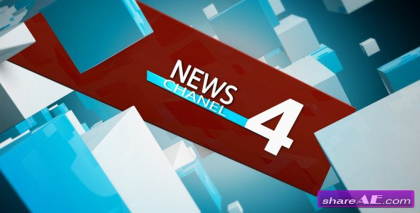 News Channel - After Effects Project (Videohive)