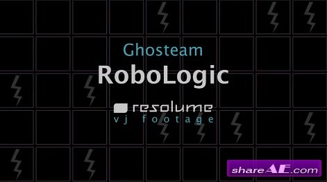 VJ Footage: RoboLogic (Resolume)