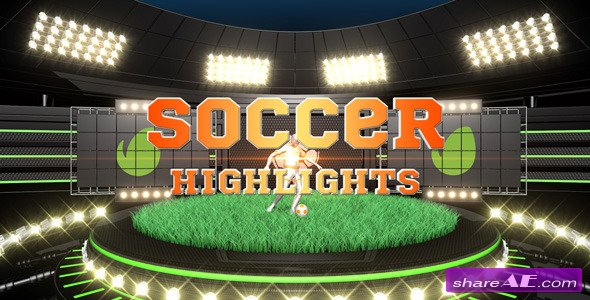 Sport Review Broadcast Intro After Effects Templates Videohive