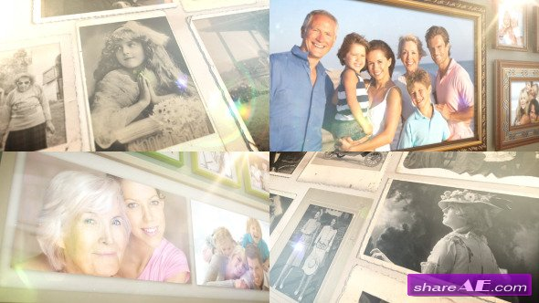 Memory Journey - After Effects Project (Videohive)