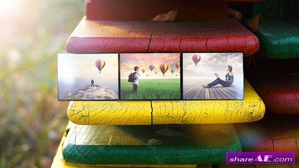 Realistic Photo Gallery - After Effects Project (Videohive)