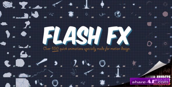 flash fx animation pack motion graphic videohive