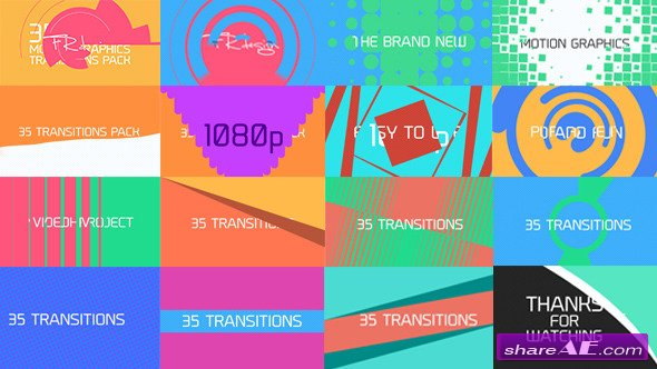 Transitions free after effects templates videohive for After effect motion graphics templates