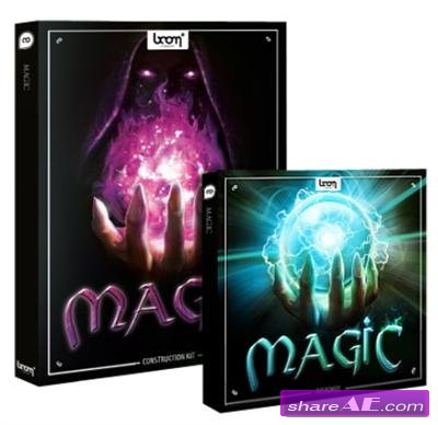 Boom Library Magic Bundle (WAV) - MAGNETRiXX