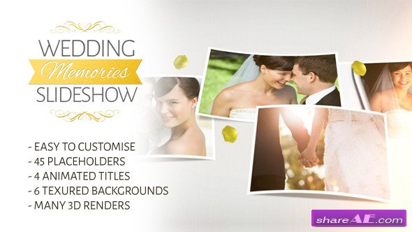 wedding » page 23 » free after effects templates   after effects, Presentation templates