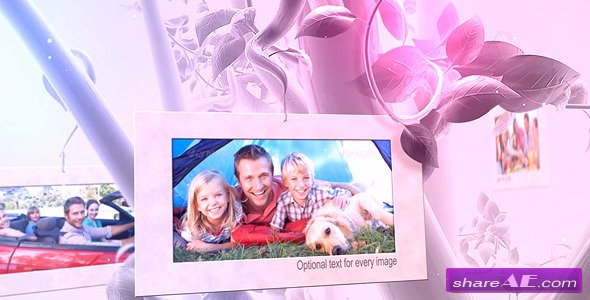 Photo Album Summer Memories - After Effects Project (Videohive)