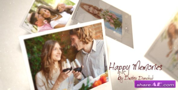 Happy Memories - After Effects Project (Videohive)