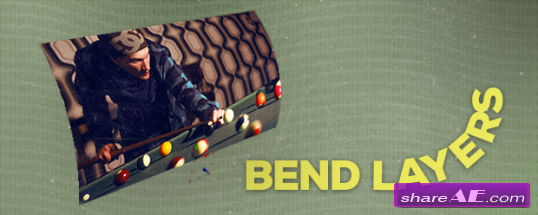 Bend Layers v1.1 (Aescripts)