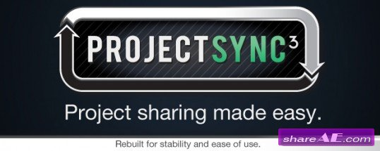 Project Sync 3 (Aescripts)