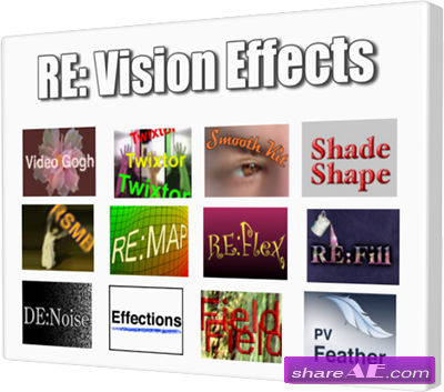 RE:Fill v2.1.1 for After Effects (REVisionFX)
